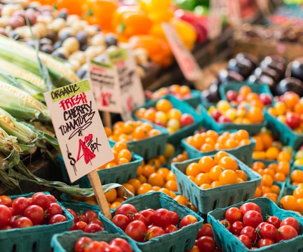Omaha Farmers' Markets