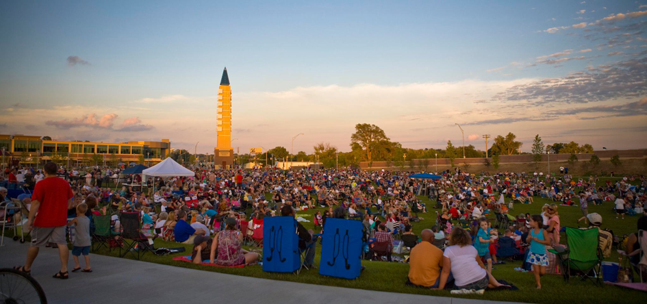 Free Summer Concerts in Omaha