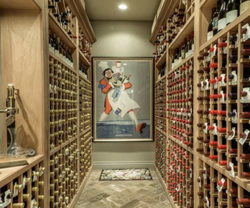 6 Omaha Area Homes With Exquisite Wine Cellars