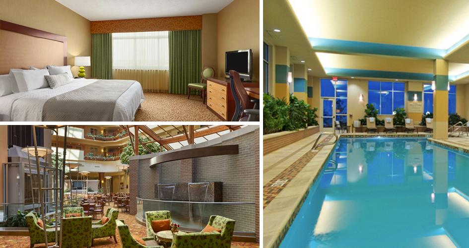 Embassy Suites by Hilton La Vista Hotel & Conference Center