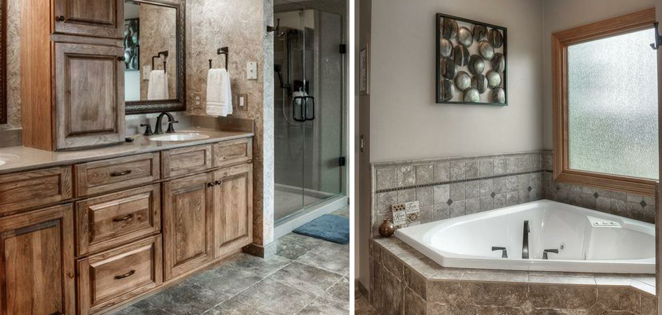 Omaha Homes with Luxury Baths