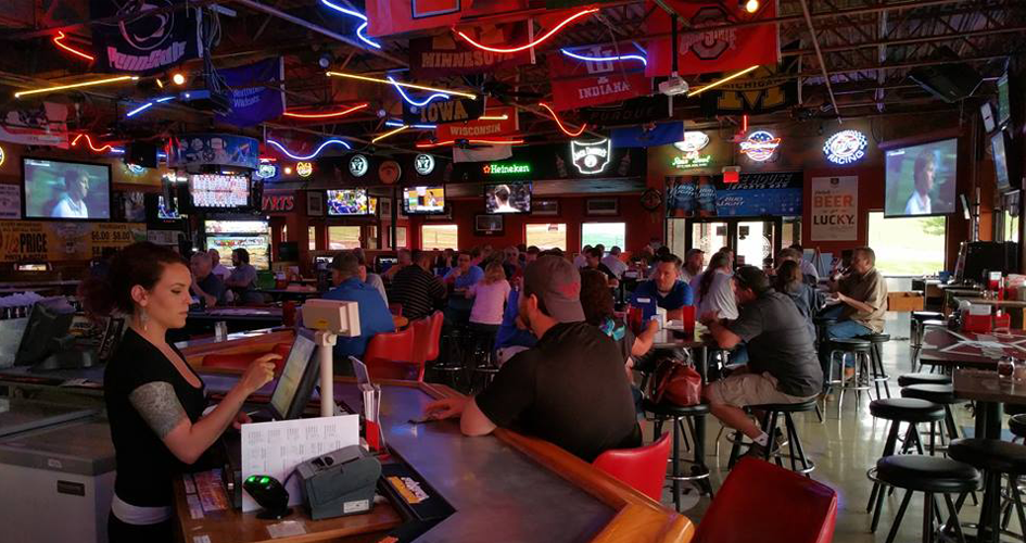 In addition to their delicious chicken tenders, they have a full bar, multiple televisions and plenty of seating. Brewsky's. They have four locations in Lincoln and two in Omaha that were started by a couple of guys who like great food, great sports and great people.