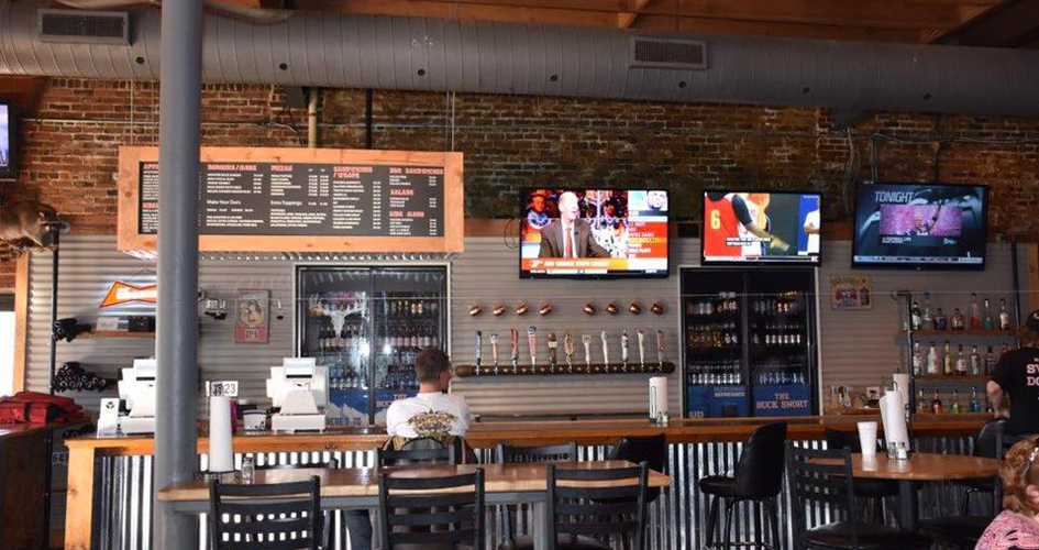 Brewsky's. Brewsky's Food & Spirits is an authentic Lincoln, Nebraska sports bar that is the perfect place to catch a football game! They have four locations in Lincoln and two in Omaha that were started by a couple of guys who like great food, great sports and great people.