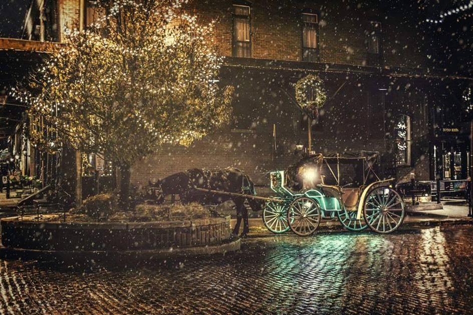 Magical Journey Carriage Ride Omaha