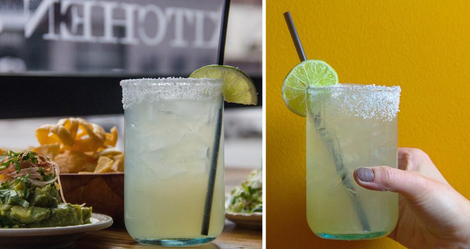 Mula Omaha Margaritas