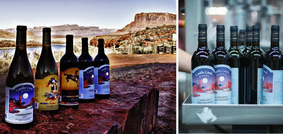 Castle Creek Winery Moab Road Trip