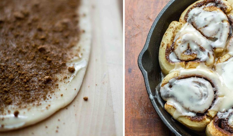 Bakes in Slippers Nebraska Blogger Cinnamon Roll Recipe