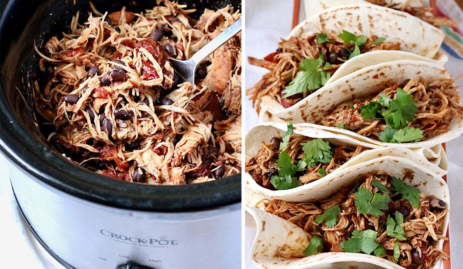 The Kitchenarium Slow Cooker Taco Recipe