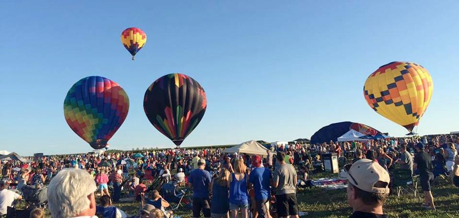 Nebraska Balloon Fest