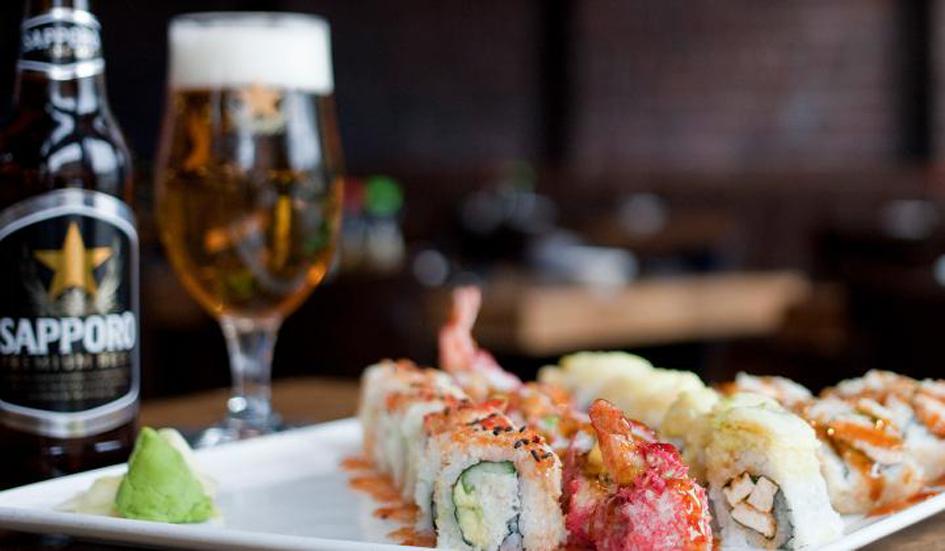 Blue Sake Sushi Grill