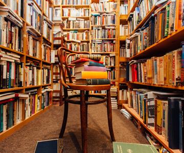 Omaha Book Shops