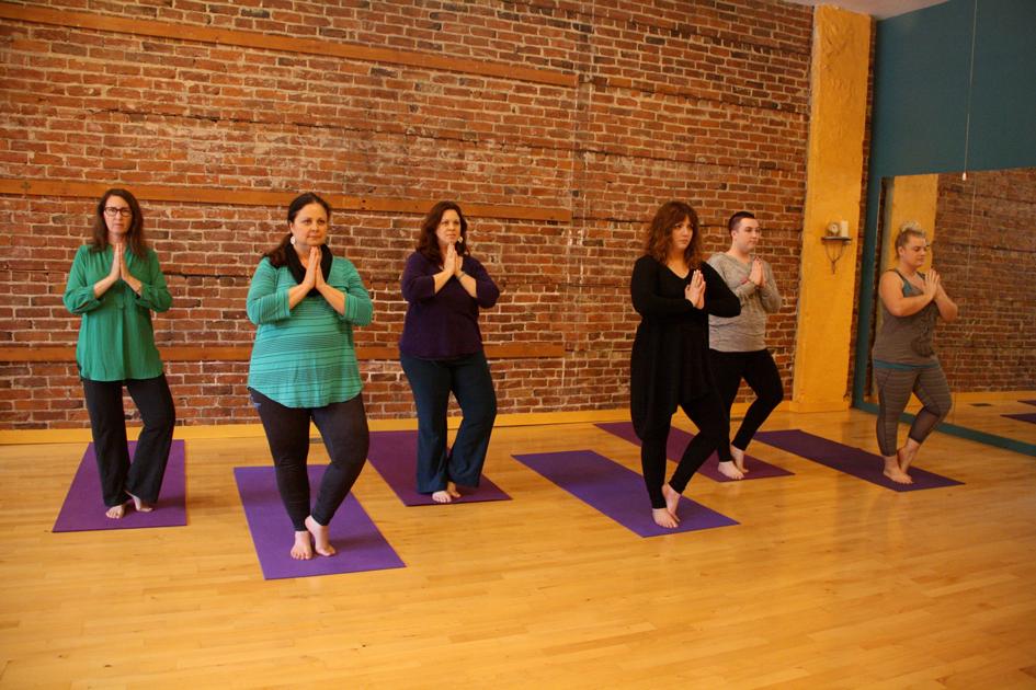 Yoga Now