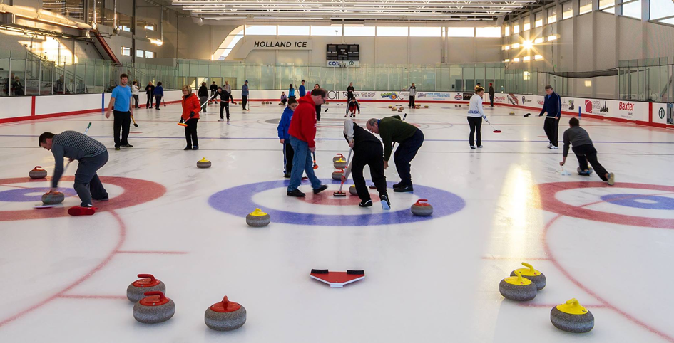 Aksarben Curling