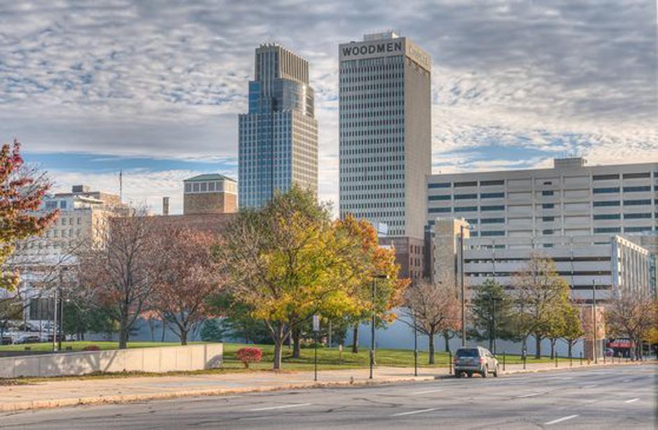 Downtown, Omaha