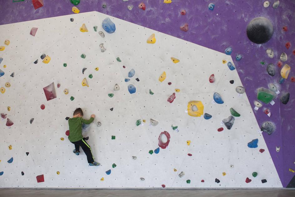 Approach Climbing Gym
