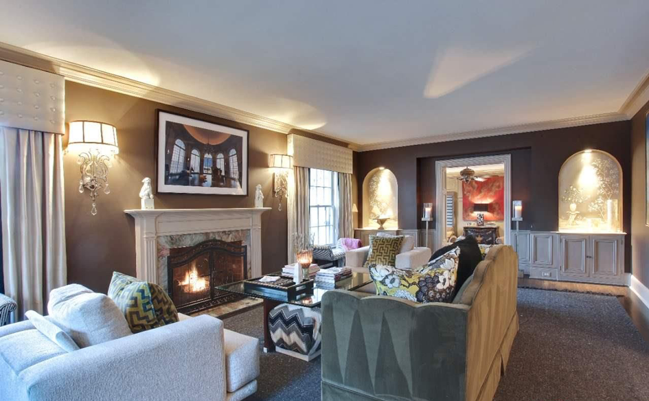 Omaha Real Estate Fireplaces