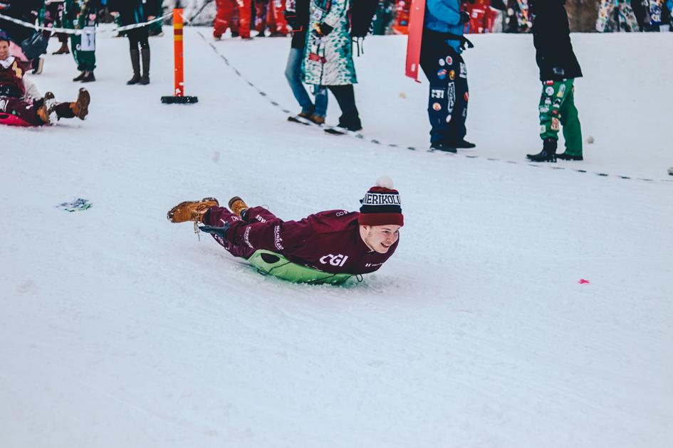 Winter activities in Lincoln, NE
