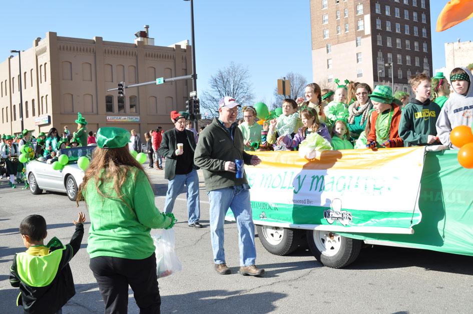 Omaha St. Patrick's Day