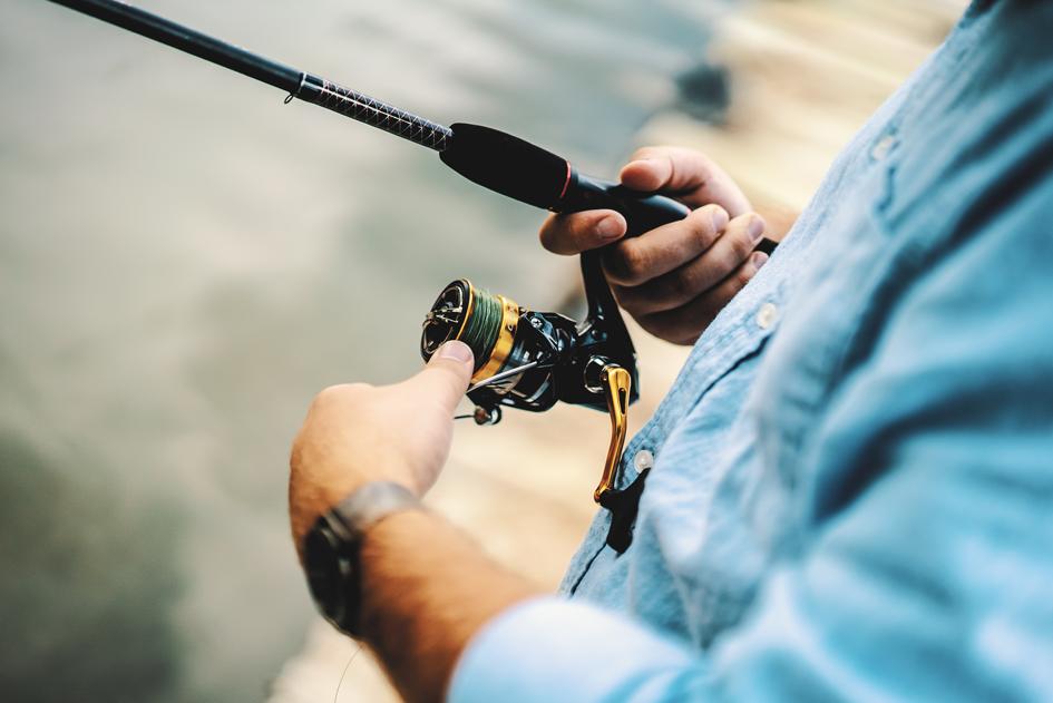 Fishing in Omaha
