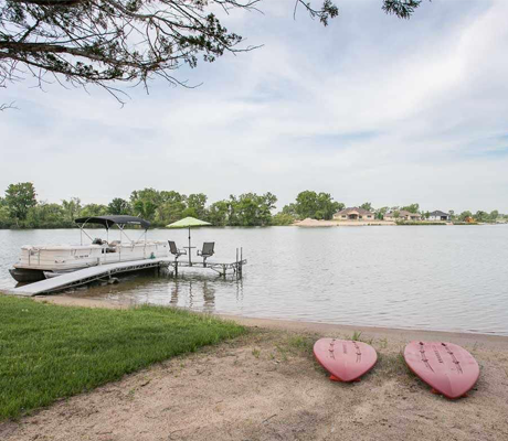 Homes for sale in Omaha with pools, lakefront, ponds