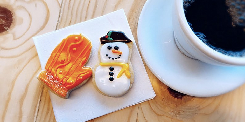 Hardy Coffee Christmas Cookie Class | 2019 Omaha Holiday Events