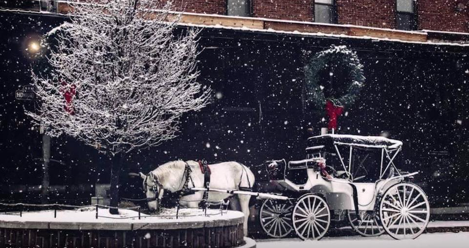 Magical Journeys Carriage Service | Romantic Date Ideas Omaha