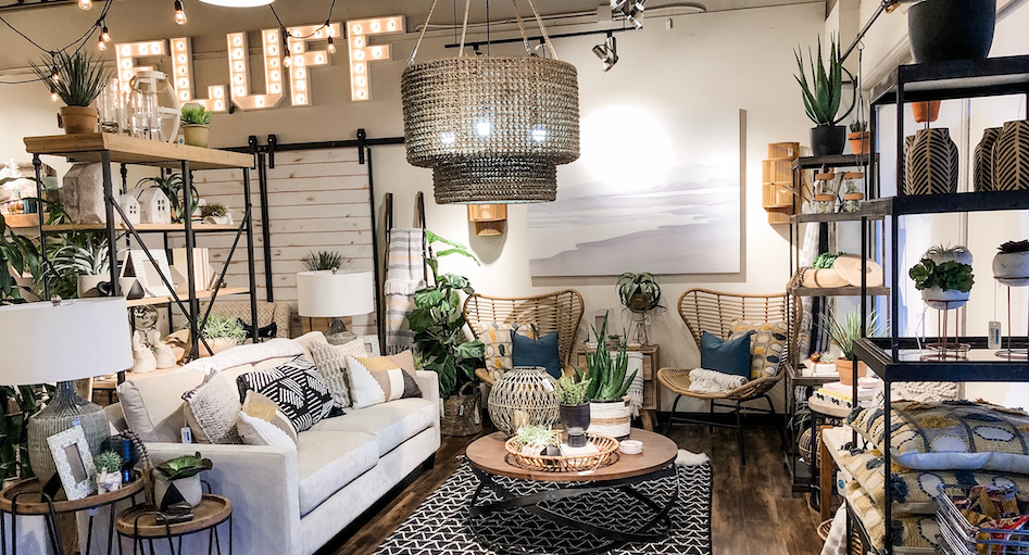 Fluff Interior Designs | Omaha Home Decor Stores