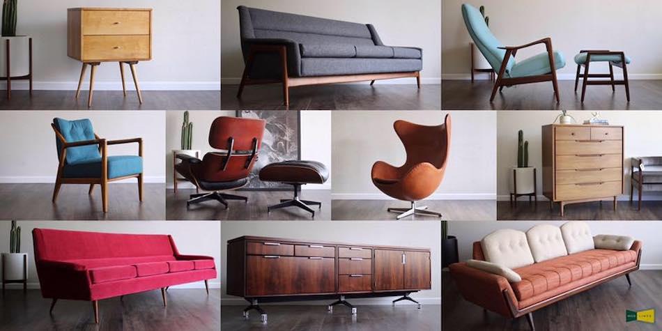 Mod Lines Vintage Mid Century & Retro | Omaha Home Decor Stores
