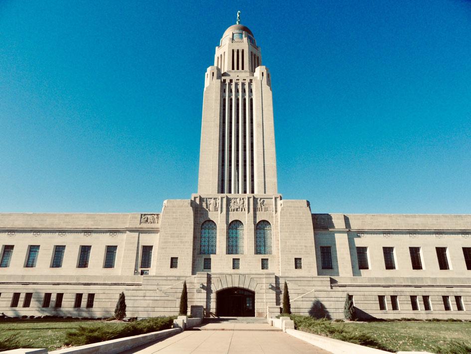 TV + Movies Set in Nebraska