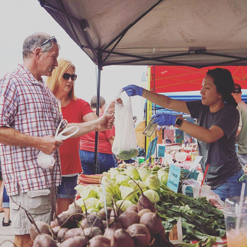 Omaha Farmers Markets