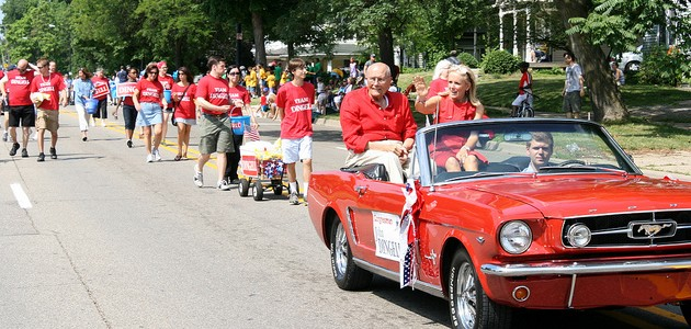 Ypsilanti 4th of July Parade