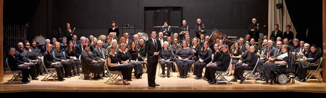 WCC Community Concert Band - 640