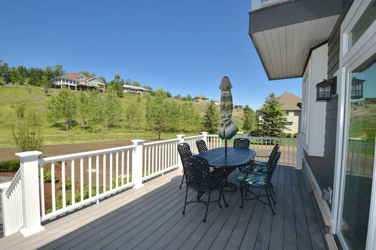 3978 Glacier Lake Court - Deck