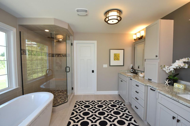 3978 Glacier Lake Court - Master Bath