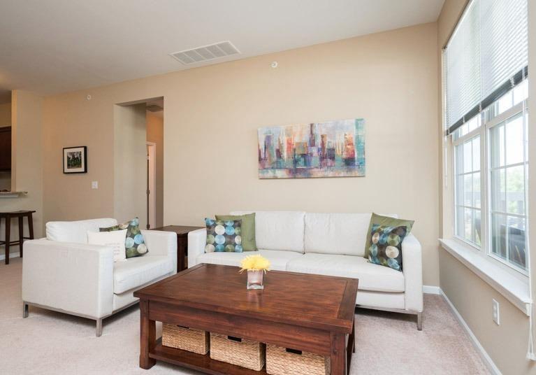 965 East Summerfield Glen Circle - Living Room