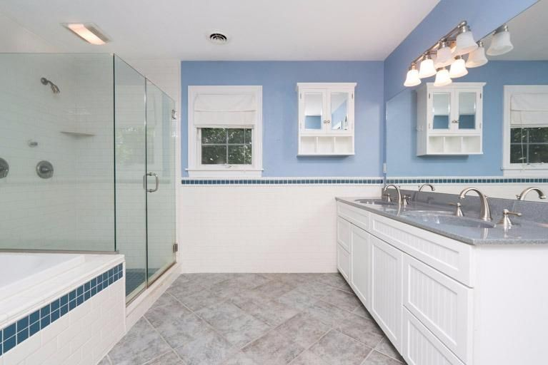 1604 Longshort Drive- Master Bath
