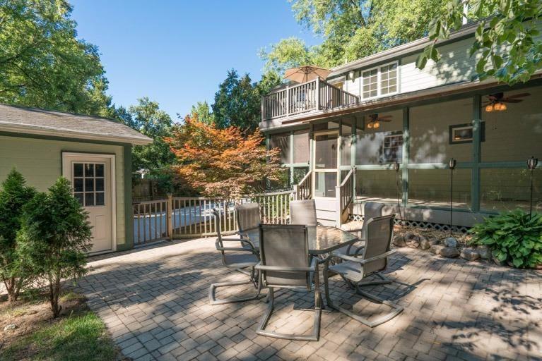 1604 Longshort Drive- Backyard