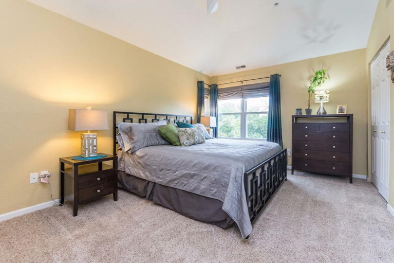 1708 Coburn Court - Bedroom