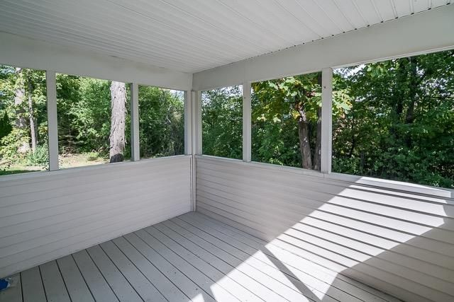 3799 Santa Fe - Screened in porch