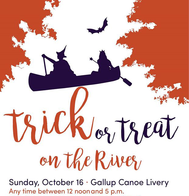 trick or treat on the River 620