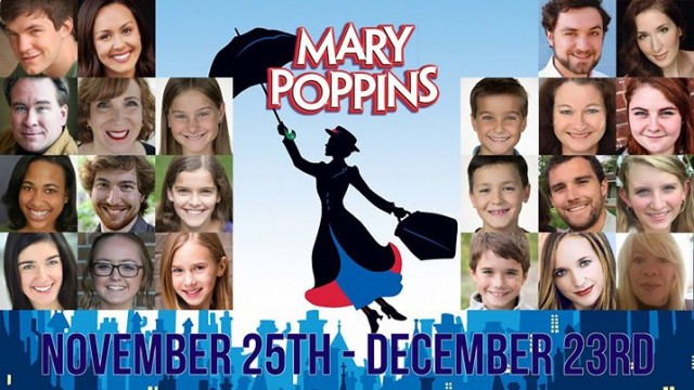 MaryPoppins-Cast