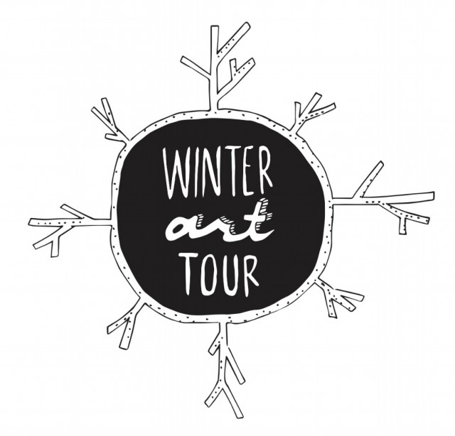 Winter Art Tour