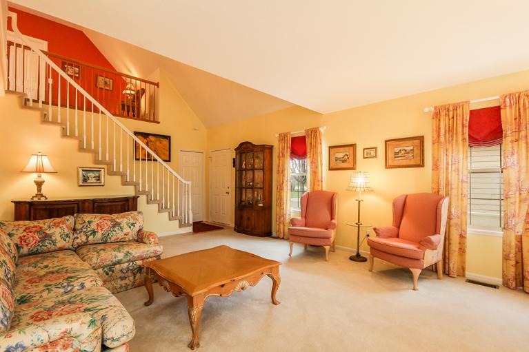 4163 Boulder Pond Drive-Living Room