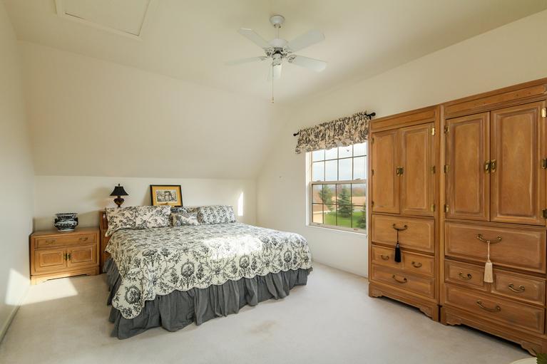 4163 Boulder Pond Drive-Master Bedroom