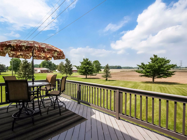 11900 Island Lake Road -Deck