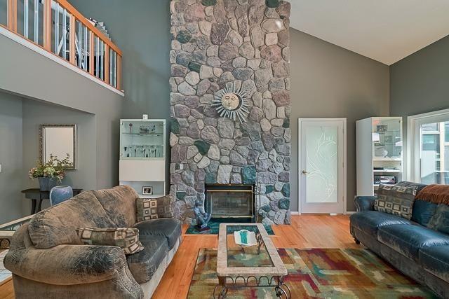 740 Rose Drive - Fireplace