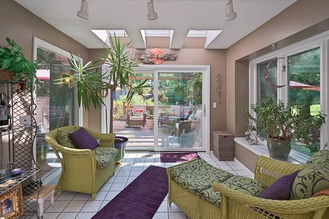 740 Rose Drive - Sun Room