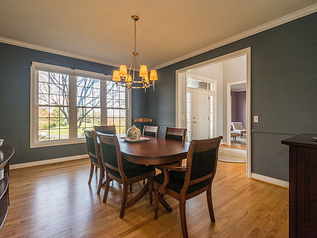 1175 Overidge View Court - Formal Dining