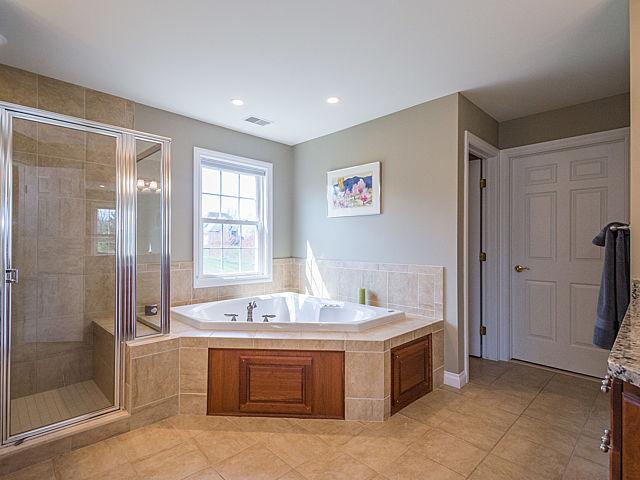 1175 Overidge View Court - Master Bath