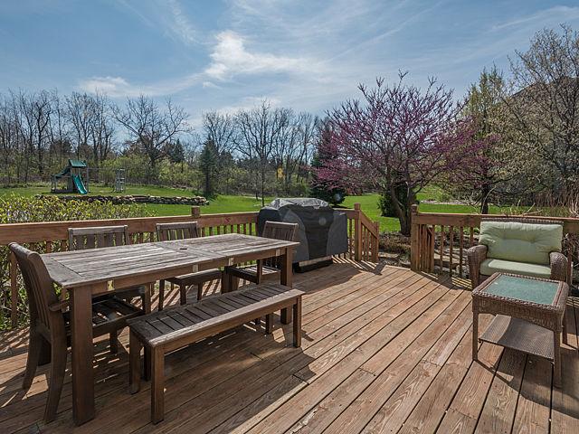 1175 Overidge View Court - Deck